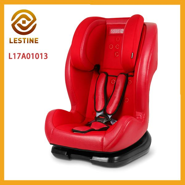 Gallant Leather Baby Car Seats Safety Of Group1 2 3 1