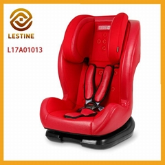 Gallant Leather Baby Car Seats/Safety Car Seats of Group1+2+3
