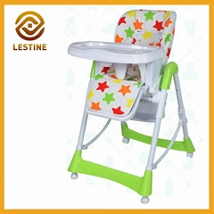 Lestine  Baby High Chair Simpleswitch Portable High Chair and Booster