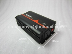 DC12V to AC230VAC 50Hz 500W Pure Sine Wave Power Inverter