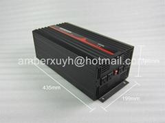 48V轉220V 4000W純正弦波逆變器 足功率 可帶冰激凌機