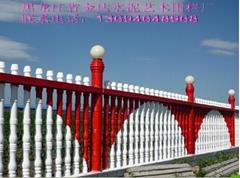 黑龙江金达水泥艺术围栏