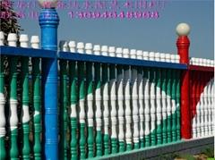 黑龙江省金达水泥围栏