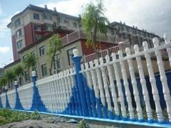 小區水泥圍欄
