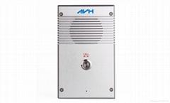 供應一拖多IP網絡對講終端面板DT-308A