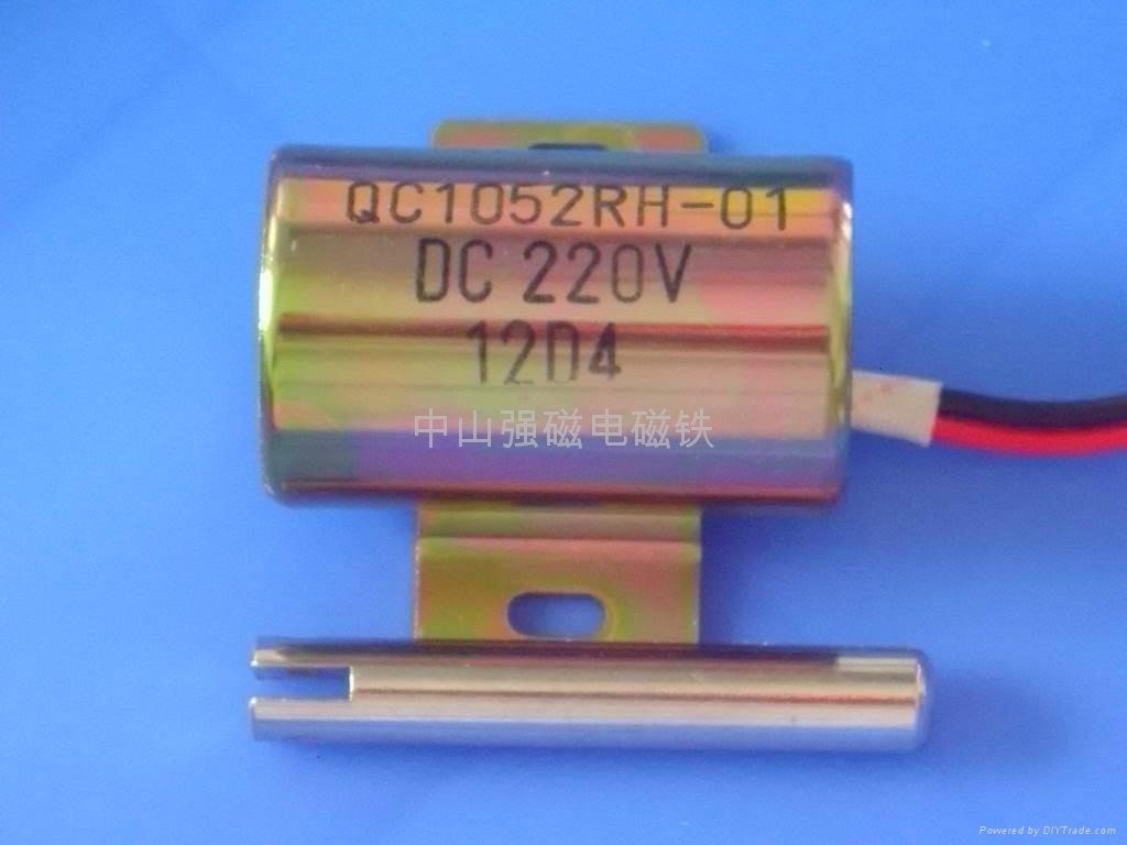 銅帶機牽引電磁鐵 1