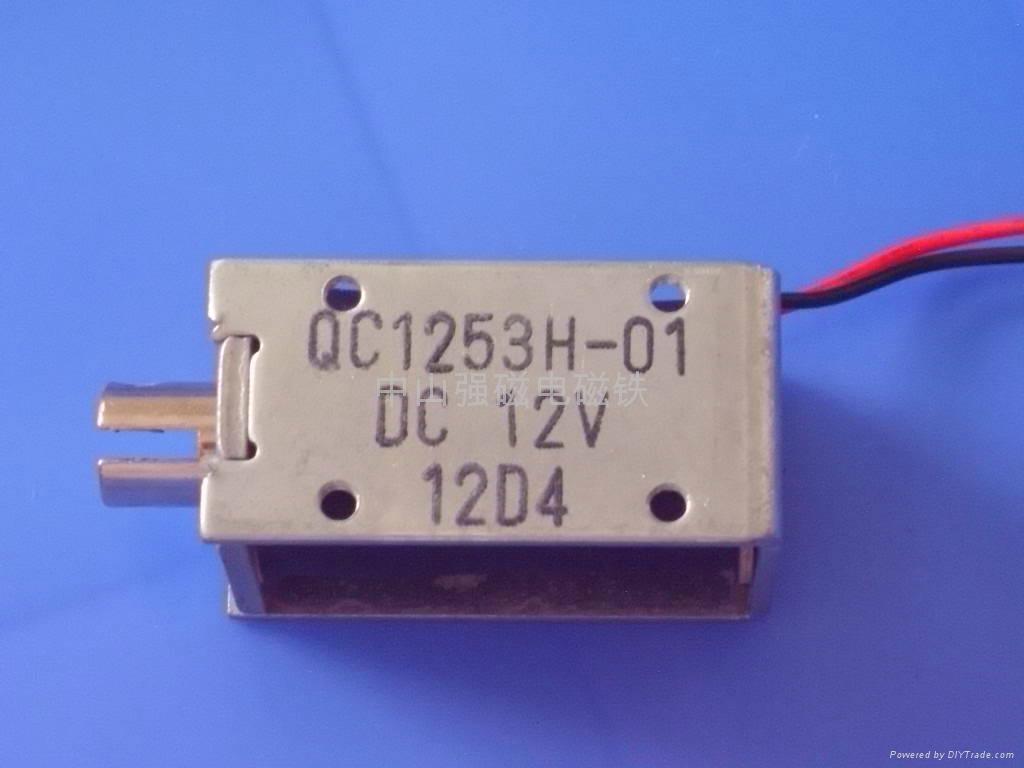遊戲機娃娃機電磁鐵1253 1