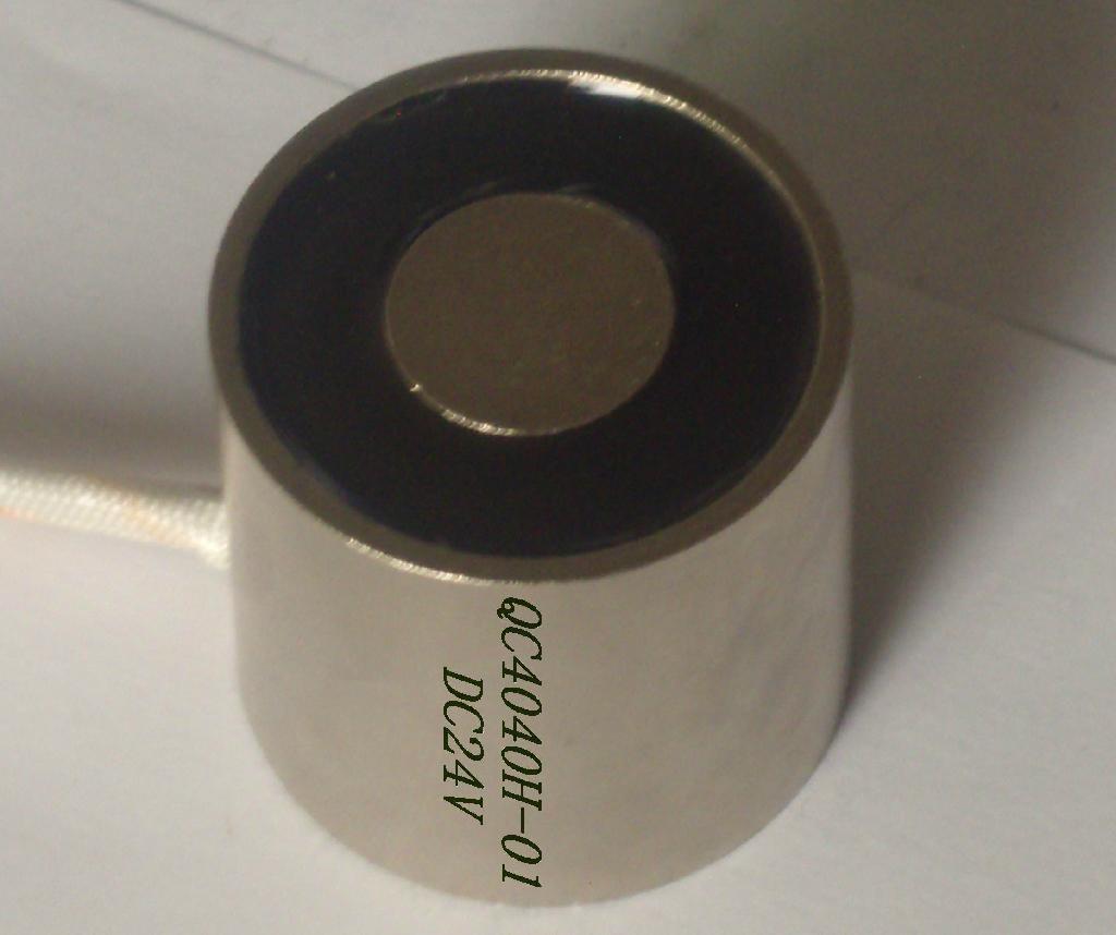 門鎖電磁鐵 2