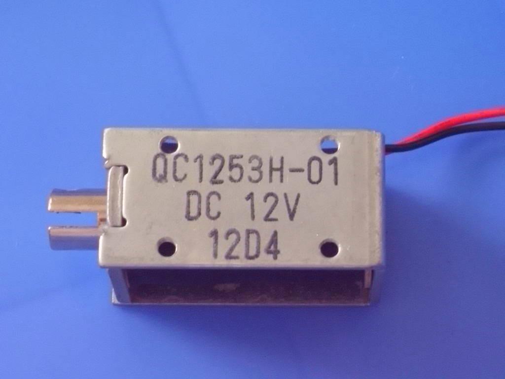 廣州番禺遊戲機電磁鐵1253 1