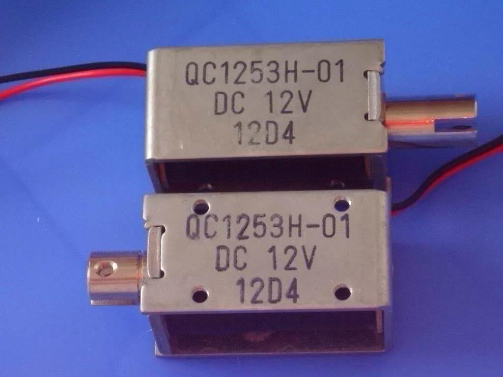 廣州番禺遊戲機電磁鐵1253 2
