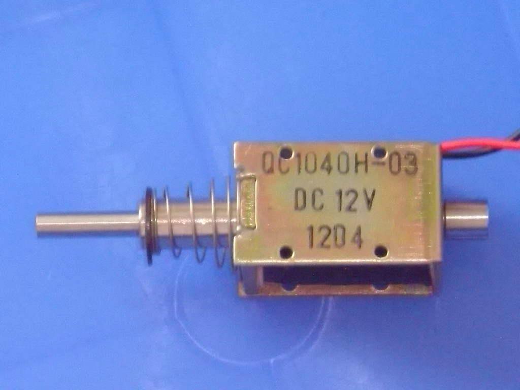 廣州番禺遊戲機電磁鐵1253 3