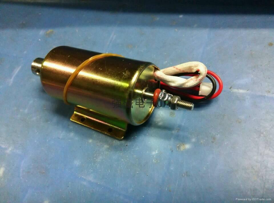 推拉式圓管電磁鐵1257 1