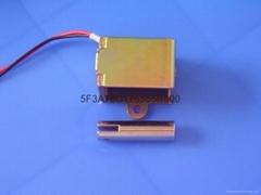 電腦裁線機用電磁鐵QC1250 DC12V   DC24V DC36V