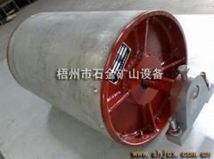 永磁磁選滾筒(磁滑輪)