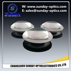 CaF2 Spherical lens