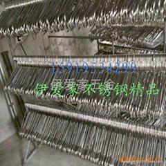 不鏽鋼空管衣架