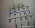不鏽鋼可折疊襪架