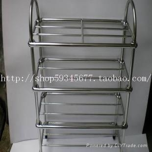 不锈钢置物架 1