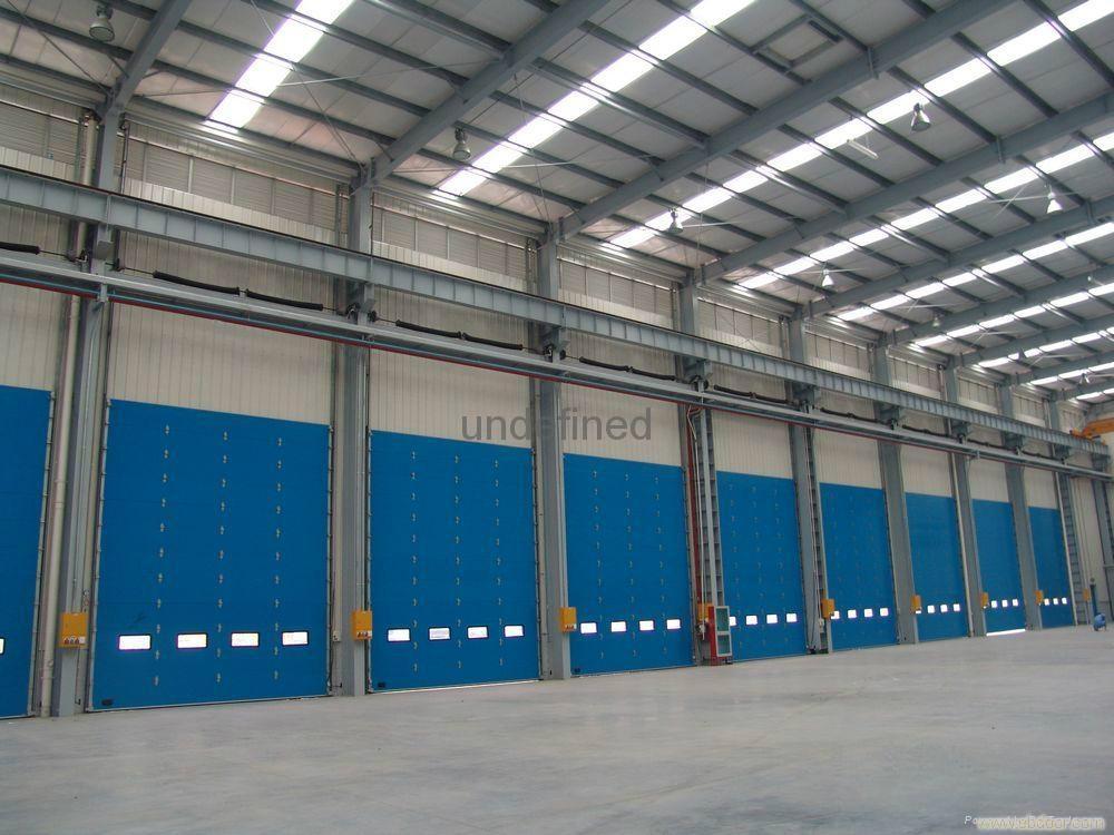 Industrial Sliding Doors 2