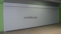 Wind-resistant shutter doors