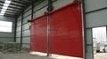 Wind-resistant shutter doors 3