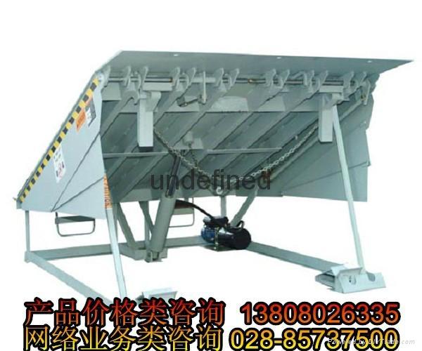 supply intelligent hydraulic dock levellers 1