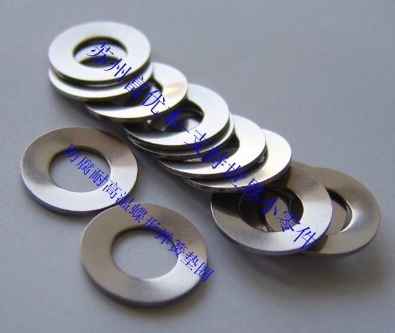 DIN2093標準不鏽鋼碟形彈簧墊圈 2