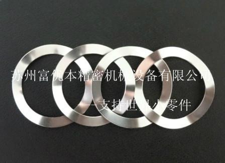 日本304不鏽鋼波形彈簧墊圈 1