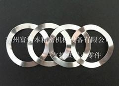 日本304不鏽鋼波形彈簧墊圈