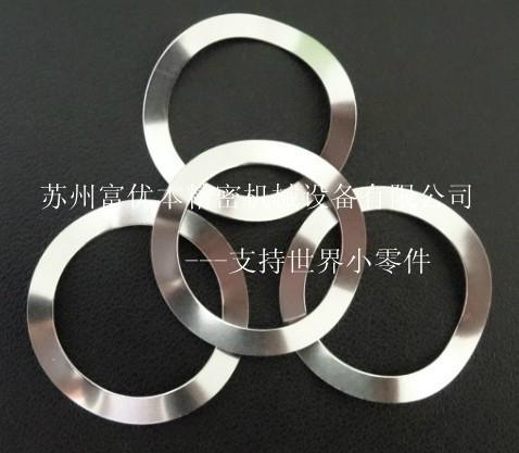 日本304不鏽鋼波形彈簧墊圈 2