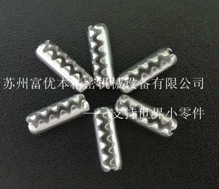 卷制不鏽鋼齒形圓柱銷 2