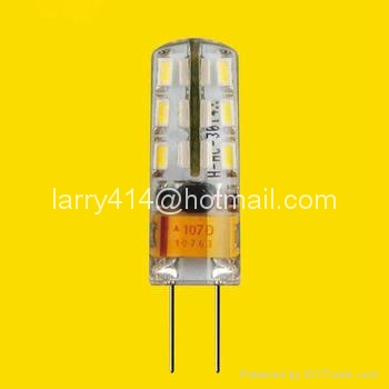 G4 leds12v pins low voltage crystal lights highlight energy saving lamp 1