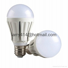 4000K LED Globe Light Bulb 7W Shopping Mall Lighting