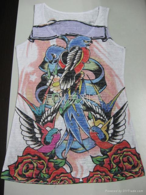 裙子熱轉印紙 2
