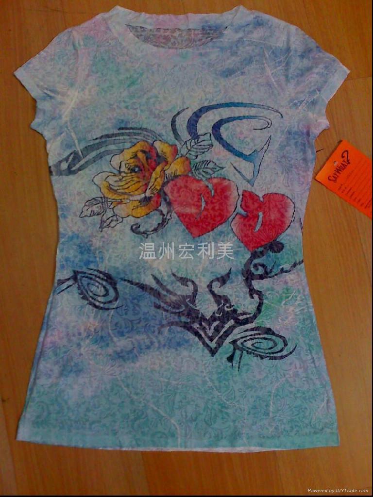 裙子熱轉印 2