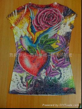 服装印花纸