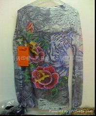 Garment sublimation printing,dress sublimation printing