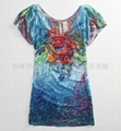 Garment sublimation printing,dress sublimation printing