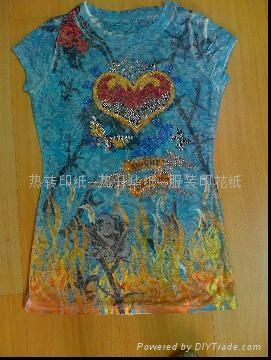 Heat Sublimation  Transfer paper 3