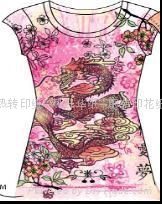 Heat Sublimation  Transfer paper 4