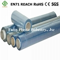 PVC normal clear sheet film