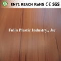 PVC wooden overlay