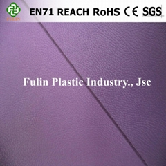 PVC Solid Leather