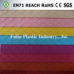 PVC Synthetic Leather Fo