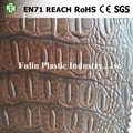 PVC synthetic leather for furniture chair and sofa