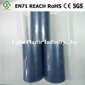 PVC plastic super clear film for bags factory price