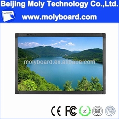 65inch LED touch screen monitor