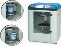 automatic rotating paint mixer