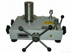 YS-600T活塞式壓力計