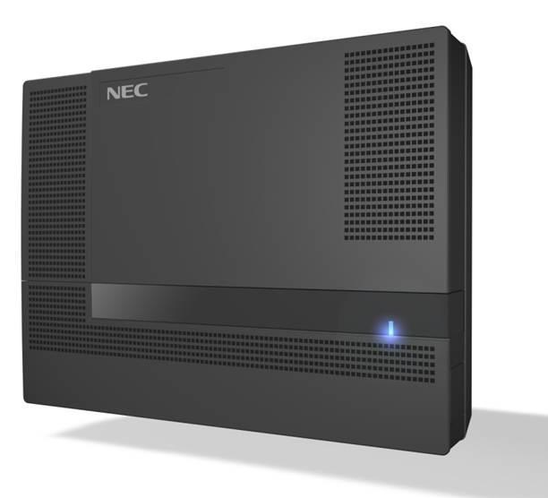 武漢進口集團電話NEC SL1000-8外線32分機 2